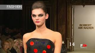 ROBERT ABI NADER Haute Couture Spring Summer 2011 - Fashion Channel