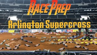 Race Prep 2019 Arlington Supercross