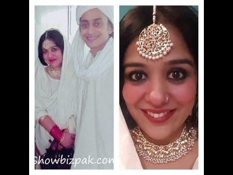 Yasra Rizvi Wedding - Nikkah