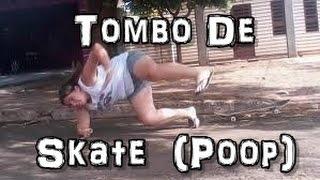 Poop Dorgado, Gordo Caindo De Skate - Pt3