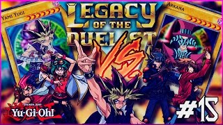 Yu-Gi-Oh! The Legacy Of Duelist | Capítulo 15 | DARK MAGICIAN VS. DARK MAGICIAN !!!!