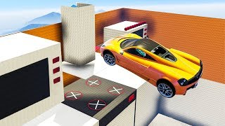 CRAZIEST KITCHEN RACE EVER! (GTA 5 Funny Moments)