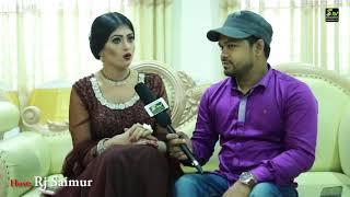 Jesmine Mowsumi  Live| Rj Saimur | Blue Rain Get together | Swadesh Tv