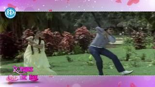 Chiranjeevi And Bhanupriya Romantic Rain Song - Jwala || Romance Of The Day 409