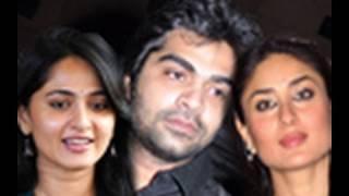Anushka & Kareena Kapoor says no for Simbhu