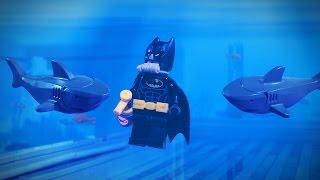 Lego Batman - Shark Bait