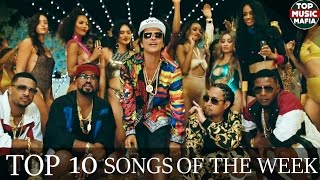 Top 10 Songs Of The Week - October 29, 2016
