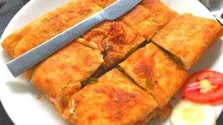 মোগলাই পরোটা রেসিপি   Bangali Moglai porota recipe.  