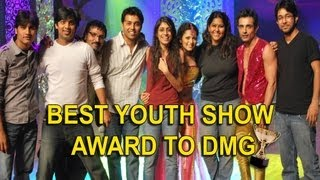 Best Youth Show Award To Dill Mill Gaye