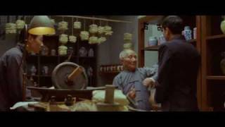 Ip Man vs. Leung Bik (The Legend is Born - Ip Man)