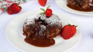 চকলেট লাভা কেক (চুলায় ও ওভেনে তৈরি) || Choco lava cake /Molten Lava Cake || Bangladeshi Lava Cake