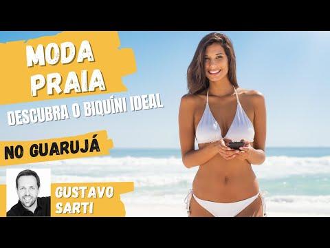 Melhor do Brasil Confira as dicas de moda praia direto do Guarujá