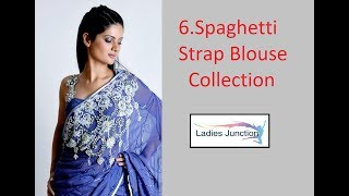 Spaghetti Strap Blouse collection in 3 mins.