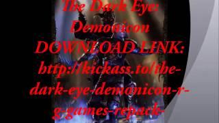 THE DARK Eye: DEMONICON PC GAME DOWNLOAD LINK