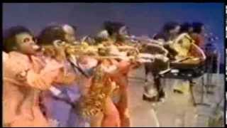 The Invisible Man Band - All Night Thing   ( Video )