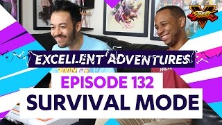 SURVIVAL MODE! The Excellent Adventures of Gootecks & Mike Ross Ep. 132 (SFV)