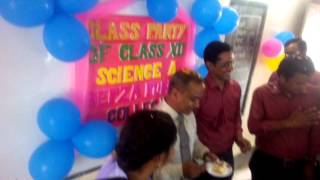 class party of 2nd year