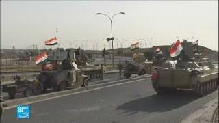 """القوات العراقية تعلن استعادة راوة آخر معاقل تنظيم """"الدولة الإسلامية"""" في البلاد"""