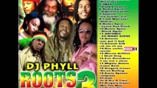 Dj Phyll - Roots & Reggea Invasion Vol 3