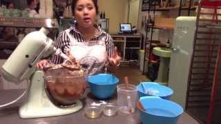 How to make super amazing Chocolate Buttercream Frosting for Cupcakes by Cupcake Central