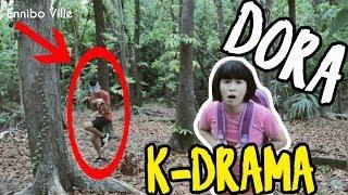 DORA AFTER WATCHING K-DRAMA