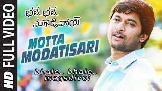 Motta Modatisari Full Video Song ||