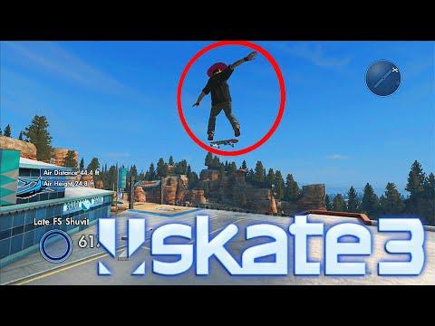 Skate 3 - HOW TO TRICKLINE