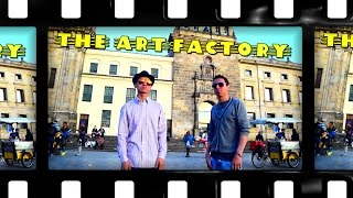 The Art Factory - Producer By Jd (Video Oficial ) by Je Records
