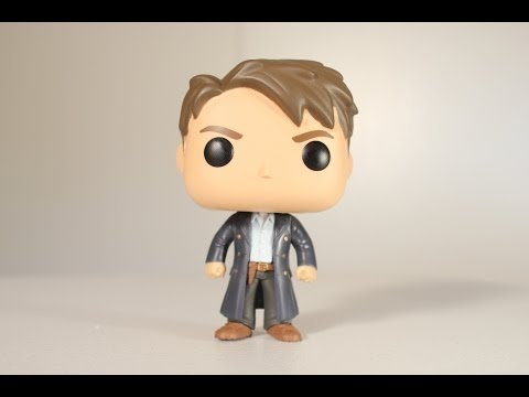 Doctor Who CAPTAIN JACK HARKNESS Funko Pop review