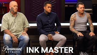 Ink Master Revenge: Live Finale First Look - Ink Master, Season 7