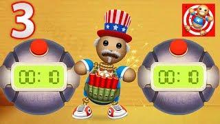 Kick The Buddy - All Explosives Unlocked Gameplay Walkthrough 3 - All Legendary Explosives Open