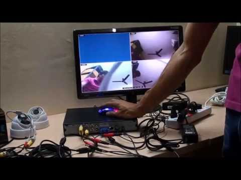 How to install a CCTV System in 10 minutes