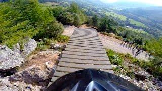 Dan Atherton's Intense Downhill MTB Run: GoPro View | Red Bull Hardline