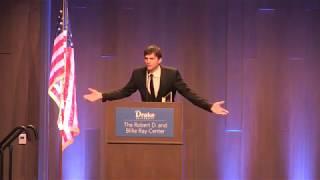 Ashton Kutcher's Robert D Ray Character Award Speech