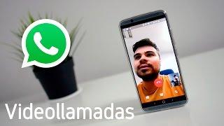 Videollamadas oficiales en WhatsApp, ¡sus novedades en video!