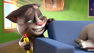 Talking Tom Shorts 34 - Upside Down Prank