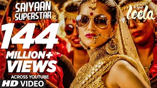 images Saiyaan Superstar VIDEO Song Sunny Leone Tulsi Kumar Ek Paheli Leela
