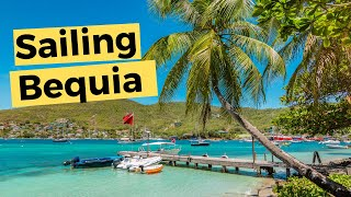 Discovering Bequia Island - St Vincent Grenadines (Video 39)