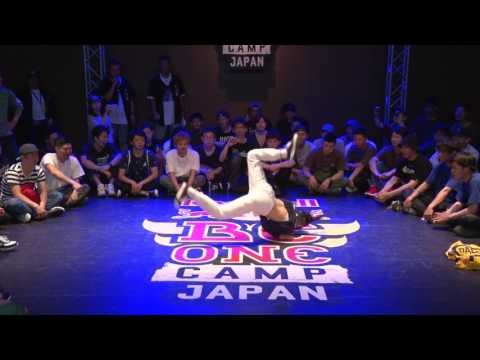AYANE vs AMI Best8_01 | B-GIRL 1ON1 BATTLE 2017.07.01 | Red Bull BC One Camp Japan 2017