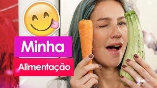 MINHA ALIMENTAÇÃO  TAG  Luana Piovani