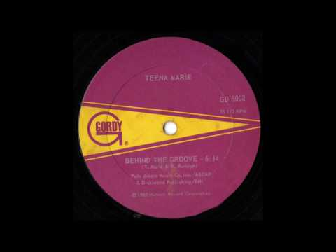 Teena Marie - Behind The Groove (Original 12 Inch Mix)