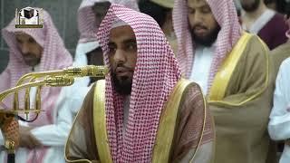 تلاوة جميلة لسورة الانفطار من فجريات الشيخ عبدالله الجهني 1439 هـ