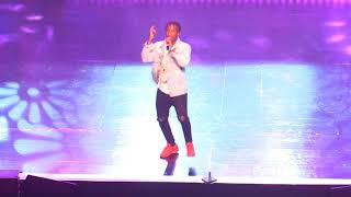 Kelvyn Boy performance at VGMAs 2018