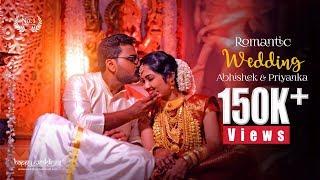 Kerala Wedding Videos 2018 - Doctor couple Dr.Abhishek + Dr. Priyanka | Wedding by Happy Weddings™