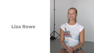 Interview with Liza Rowe