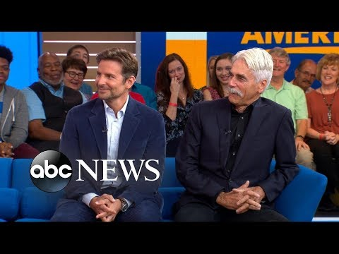 Sam Elliott on why Bradley Cooper s voice convinced him to do A Star Is Born
