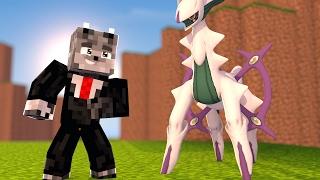 Minecraft: PIXELMON 5.0.1 - O DEUS ARCEUS