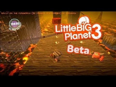 Xxx Mp4 Lbp 3 Beta Sally In The Fireworld 3D Camera Platformer ليتل بيق بلانت 3 3gp Sex