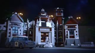 Arkham Asylum 70912 - The LEGO Batman Movie - Product Animation