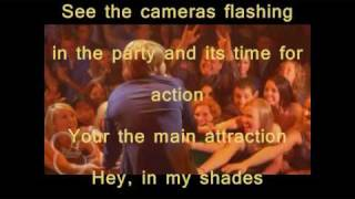 Sterling Knight - Shades - Music Video With Lyrics On Screen